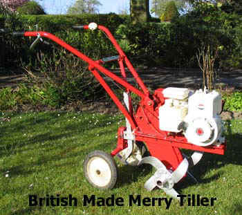 1972 British Merry Tiller Major